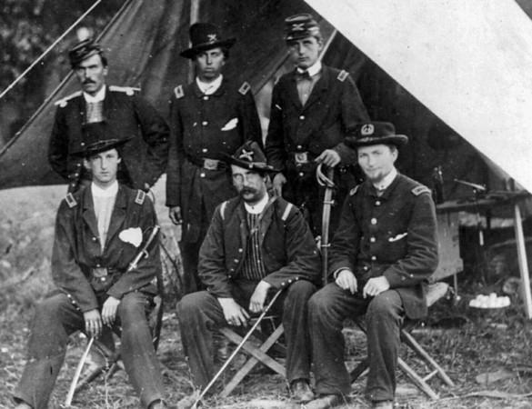 Original Civil War Image Studies